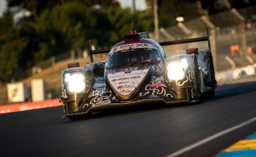 le mans 24h 2017 toyota and porsche 39 s retirement could hand over the win to lmp2 jackie chan dc. Black Bedroom Furniture Sets. Home Design Ideas