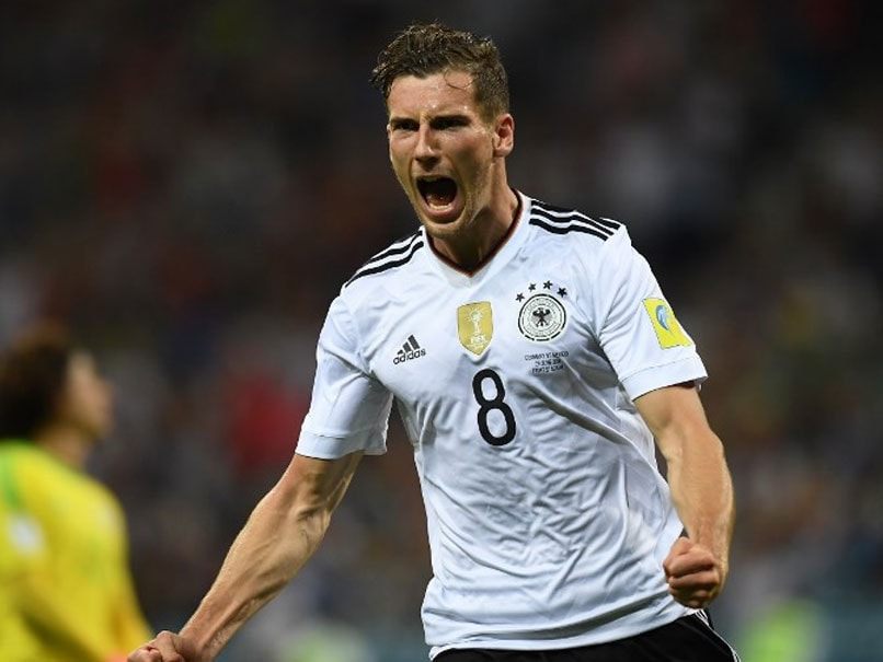 Confederations Cup: Rapid-Fire Leon Goretzka Puts Germany In Final