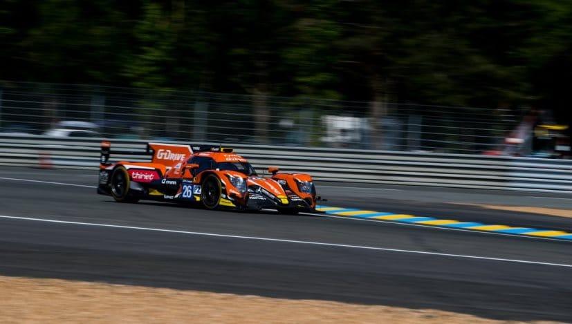 lmp2 g drive racing le mans 24 hours 2017