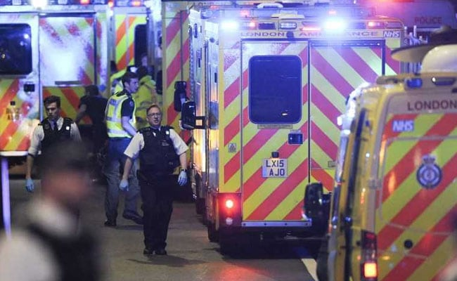 london emergency services