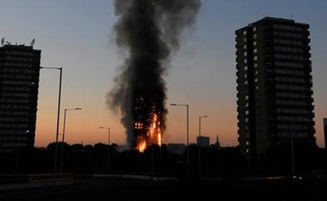 london fire reuters