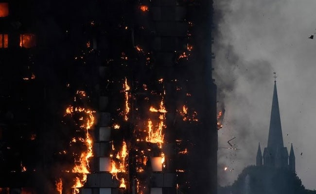 Arconic Inc Knowingly Supplied Flammable Panels For Use In London Grenfell Tower: Report