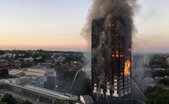 6 Dead In London Tower Fire; Many Unaccounted For, Says Mayor