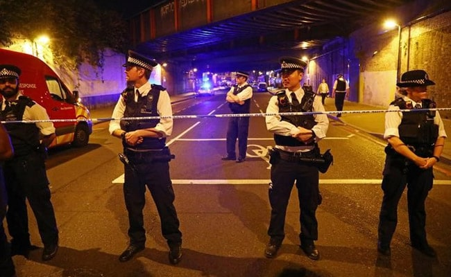 london police reuters