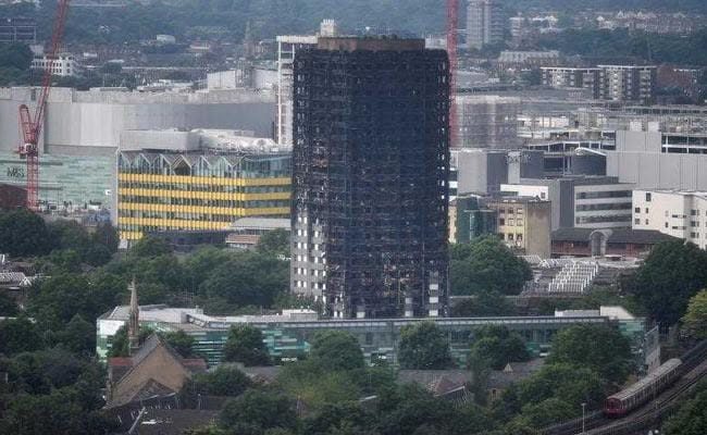 Britain Appoints Judge To Lead Grenfell Tower Fire Inquiry