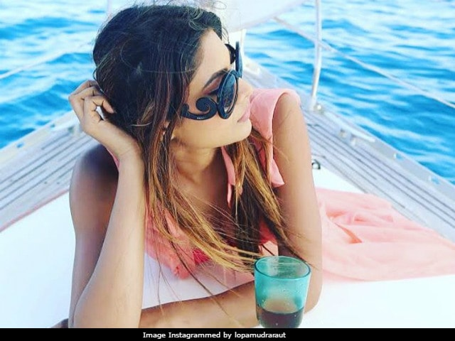 Lopamudra Raut Is Soaking Up The Sun In Spain. Pics Here