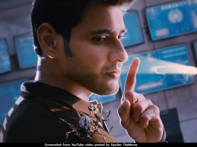 SPYDER Teaser: Mahesh Babu's Film Gets A Thumbs Up From Baahubali Director
