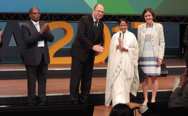 West Bengal govt receives prestigious UN award