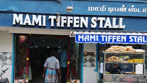 Mami's Tiffen Stall: This Tiny Eatery in Chennai Serves Fantastic Home-Style Meals