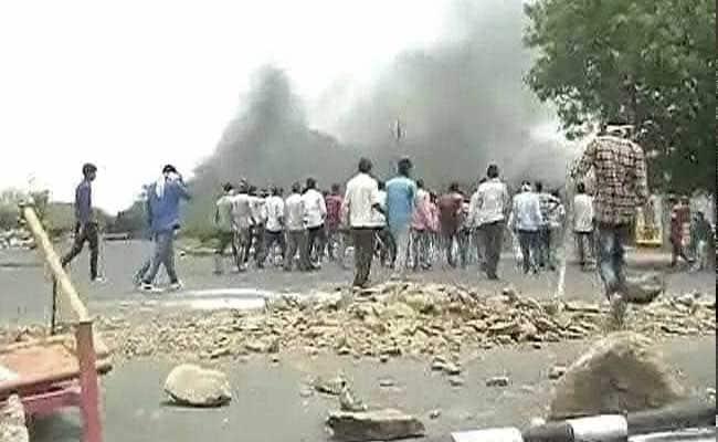 मंदसौर हिंसा पर गृह मंत्रालय ने राज्य सरकार से मांगी रिपोर्ट