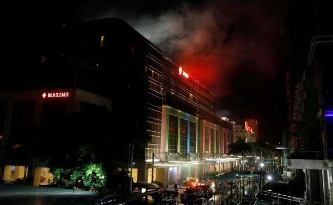 फिलीपींस के कैसीनो में बंदूकधारी ने लगाई आग, 34 शव बरामद : पुलिस