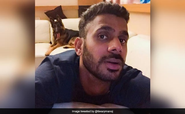 Manoj Tiwary feels insulted as KKR didn't tag him in their 2012 IPL victory post on Twitter
