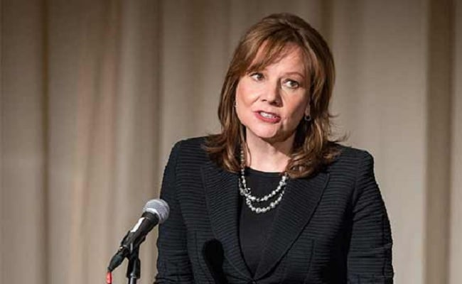 Women run seven of the country's very largest companies, the Fortune 100, including Mary Barra at GM