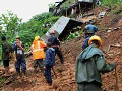 6 Killed In Meghalaya Landslide