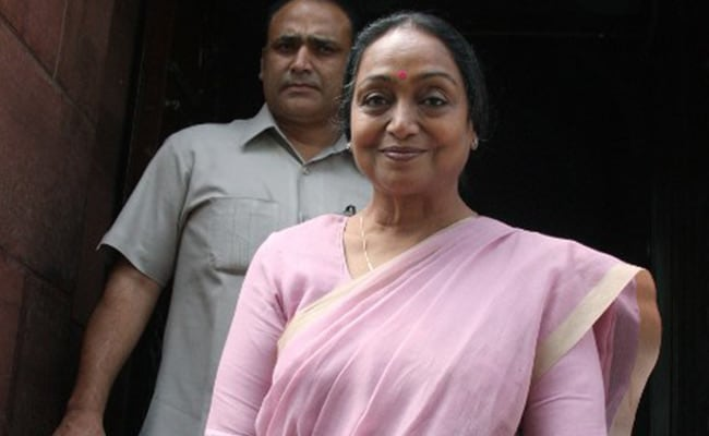 Opposition Presidential Nominee Meira Kumar To Meet Congress Lawmakers From Punjab On Sunday