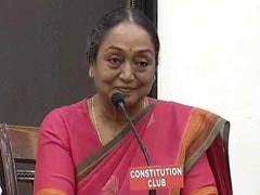 Opposition's Presidential Candidate Meira Kumar Says, We Should Rise Above Religion And Caste: Highlights