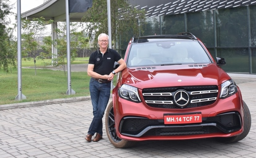 Mercedes launches two new SUVs priced up to Rs 2.17 cr
