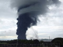 Fire Breaks Out At Mexico's Top Refinery, Nine Injured