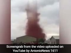 Massive Tornado Rips Through Mexican Town. Locals Feared It Was Doomsday