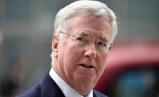 UK Defence Secretary Quits Over Sexual Harassment Claim