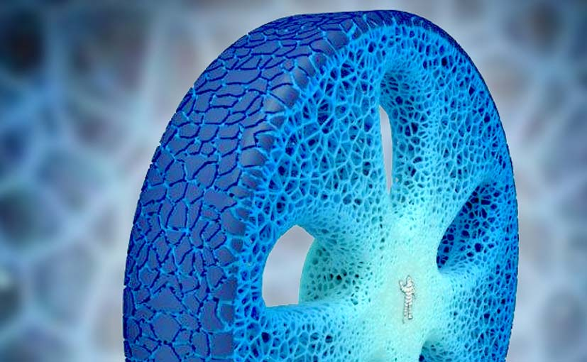 michelin visionary concept tyre