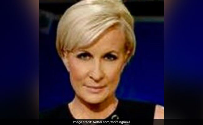 'It Is Really Not Normal': Both Sides Condemn Trump For Vulgar Tweet About Mika Brzezinski