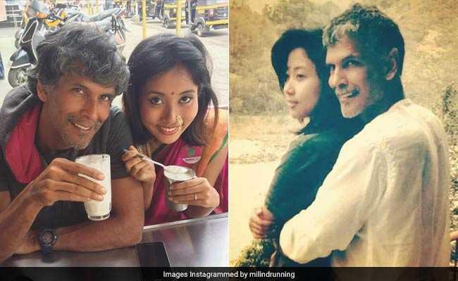 अनुराग कश्यप की तरह 51 साल के मिलिंद सोमन को भी हुआ आधी उम्र की लड़की से प्यार...