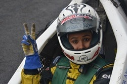 Mira Erda Becomes The First Indian Female Driver To Race In Euro JK Series