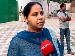 Misa Bharti Summoned By Enforcement Directorate In Money Laundering Case