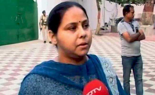 ED Questions Misa Bharti For 8 Hours In Alleged Money Laundering Case