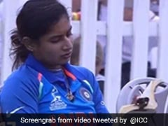 Women's World Cup: Mithali Raj Reveals Story Behind Her Reading A Book Before Batting