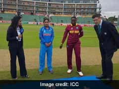 ICC Women's World Cup 2017, Ind vs WI, Live Cricket Score: Ekta Bisht Draws First Blood For India