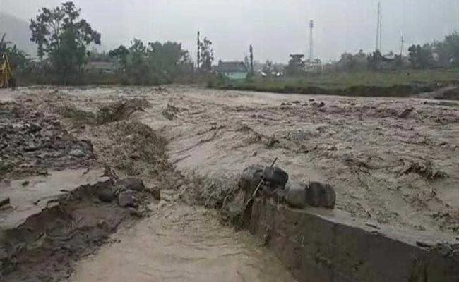 8 Killed, 350 Houses Submerged As Floods Ravage Mizoram