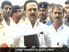 Opposition Parties In Tamil Nadu Walk Out Over Alleged Horse-Trading Of AIADMK MLAs