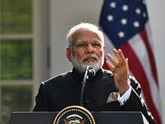 Full Statement Of Prime Minister Narendra Modi At The White House