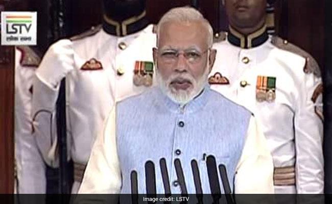 पीएम मोदी ने भाषण में किया गीता, चाणक्य और 'लौह पुरुष' सरदार पटेल का जिक्र..