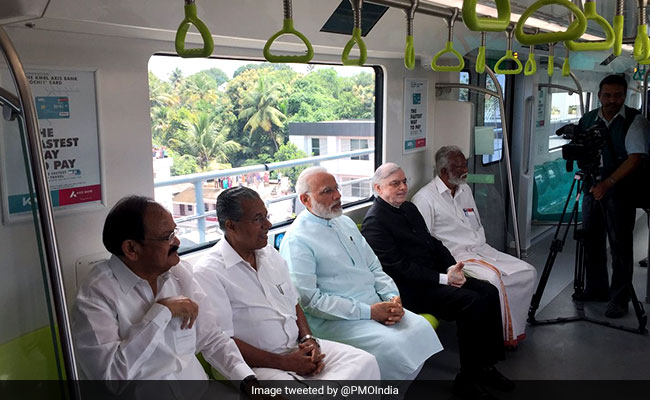 PM Narendra Modi Faced Terror Threat During Kerala Visit: Chief Minister P Vijayan