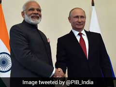Relations With India Won't Be Diluted Due To Growing Ties With Pakistan: Russian President Vladimir Putin