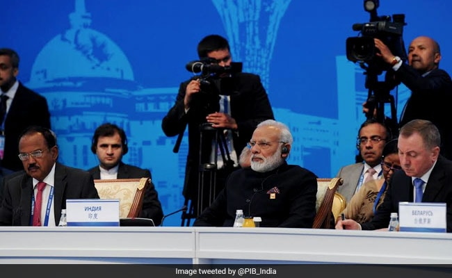 In Astana, PM Modi Delivers A Message To China, Pakistan: 10 Points