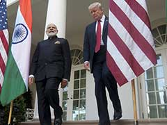 Donald Trump Calls For Removal Of Barriers For US Exports To India