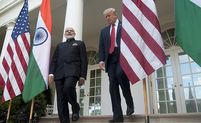 US Concerned Over 'High' Indian Tariffs, 6 Per Cent Drop In Trade Deficit