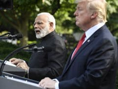 Trump Will Want To Hear PM's Plan To Ease Regional Tension: US Official