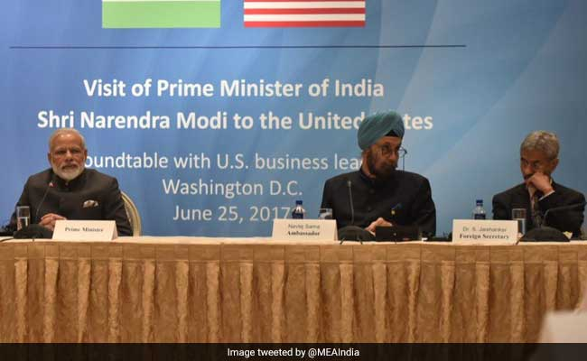 PM Modi, President Trump to meet at White House 1.20 am IST