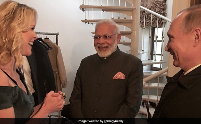 Are You On Twitter, Megyn Kelly Asked PM Modi, World's 2nd Most Followed