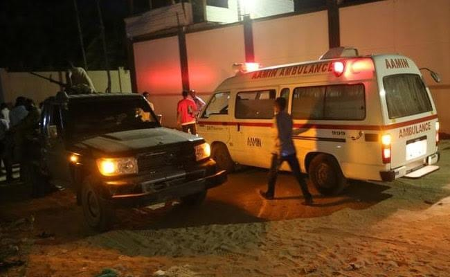 At Least 18 Killed In Mogadishu Restaurant Attack