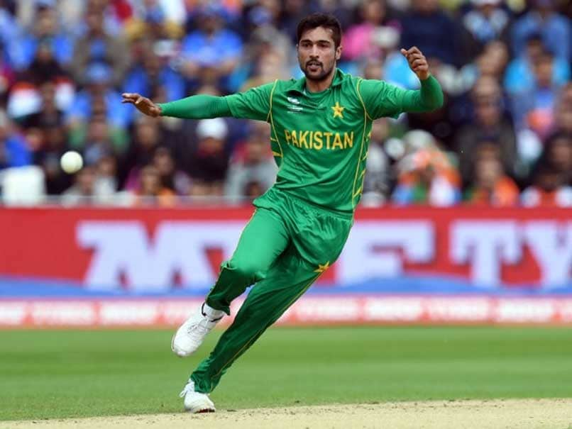 Mohammad Amir Fit For India vs Pakistan Final, Confirms Mickey Arthur