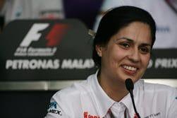 Sauber F1 And Team Principal Monisha Kaltenborn Part Ways