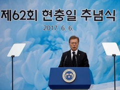 South Korea President Urges North Korea To Return Detainees Swiftly