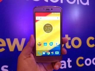 Moto C Plus भारत में लॉन्च, इसमें है 4000 एमएएच बैटरी और एंड्रॉयड 7.0 नूगा