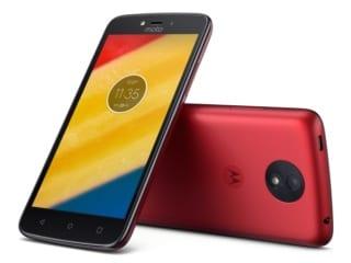 Moto C Plus भारत में आज होगा लॉन्च, 4000 एमएएच की बैटरी से है लैस